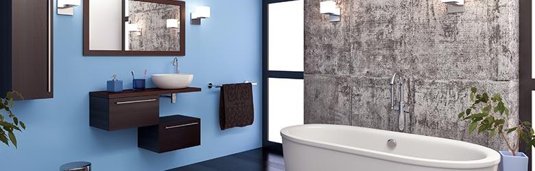 salle de bains à Pontarlier